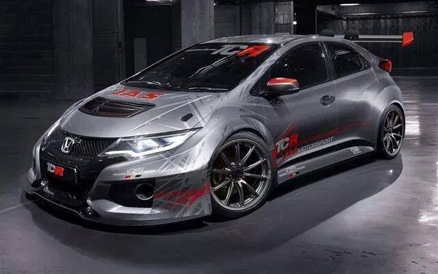 Type R 2015 Custom Honda Civic Honda Civic Type R Honda