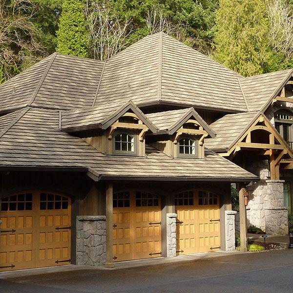 Best Decra Shake Xd Metal Roof Metal Roof Grey Exterior 400 x 300