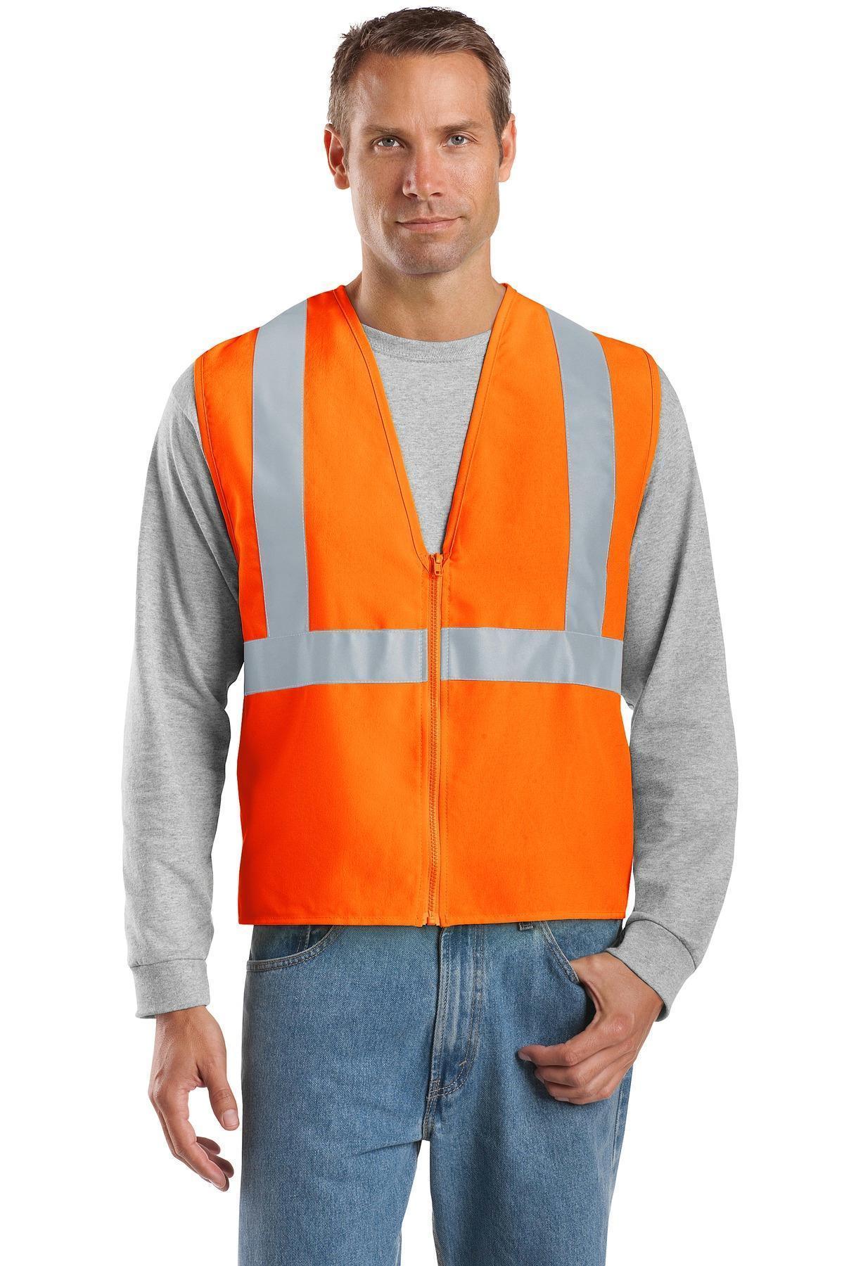 CornerStone ANSI 107 Class 2 Safety Vest. CSV400 Safety