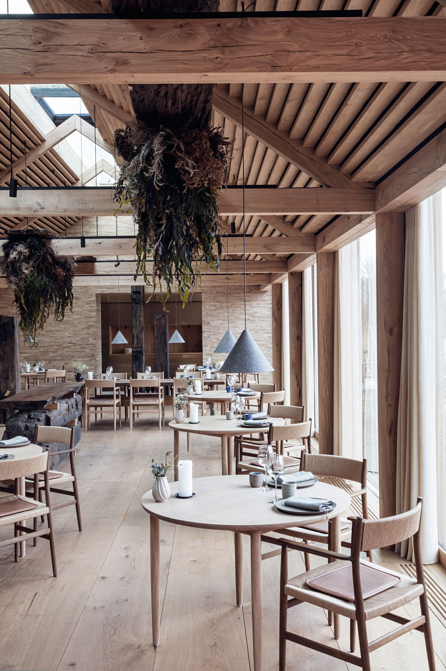 Noma Restaurant In Copenhagen By Studio Thulstrup Noma