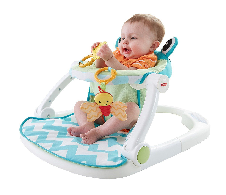 Indoor Living Seat Floor Sit Up Me Fisher Baby Portable Chair