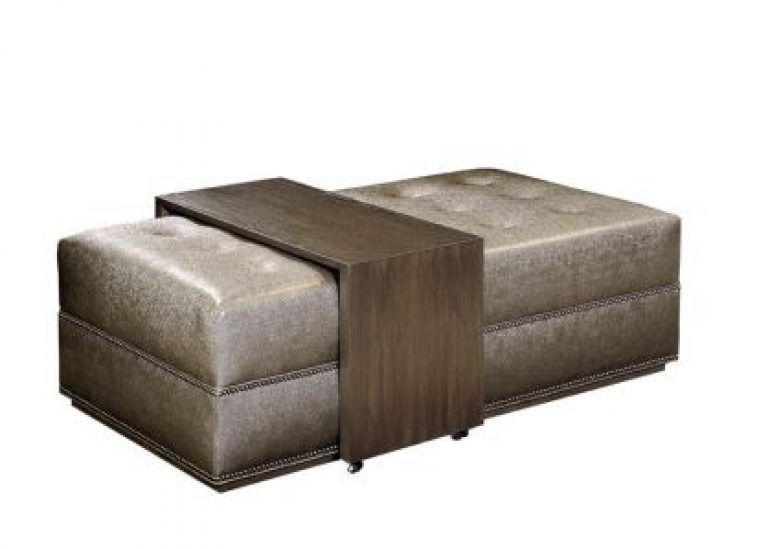 Marvelous Ottoman With Trays Best Ideas About Tray For On Pinterest