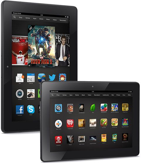 Tablet Tempered Glass Film Screen Protector For Amazon Kindle Fire HD 8.9 4G LTE