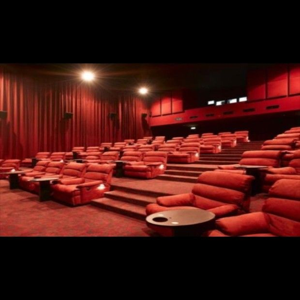 Beau Golden Village Cinema, Singapore With A Concierge Service, 56 Plush Lounge  Chairs, And