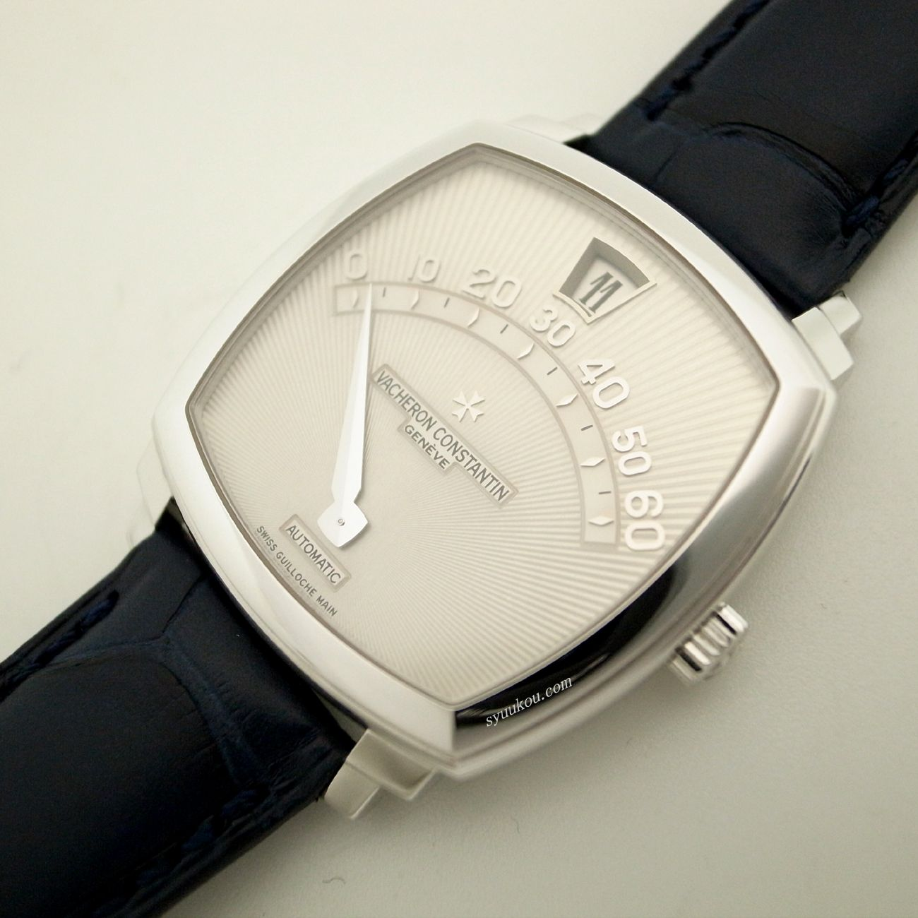 Vacheron Constantin Jumping Hour 1999y Limited 200pics 18kwg Cal 1120 2 Watches For Men Beautiful Watches Mens Jewelry