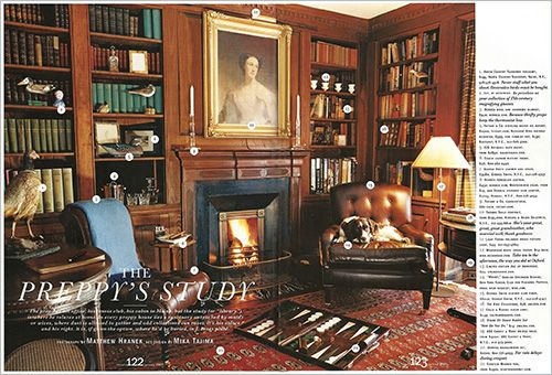 the preppy study zsr needs one of these - Preppy Home Decor