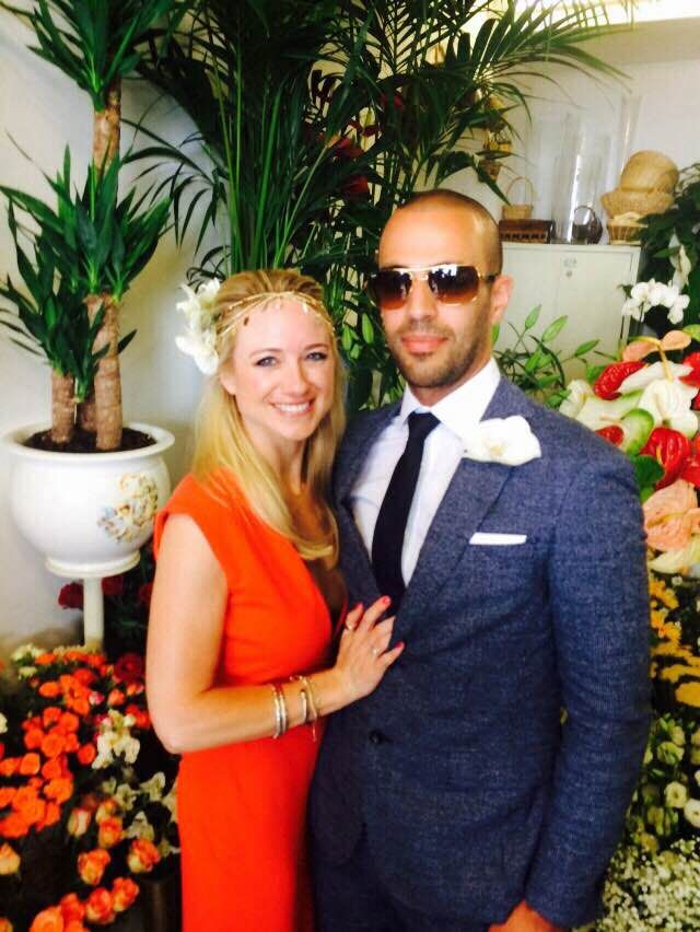 Julieanne & Siamac  #love #weddingday #amalficoastwedding #brideandgroom