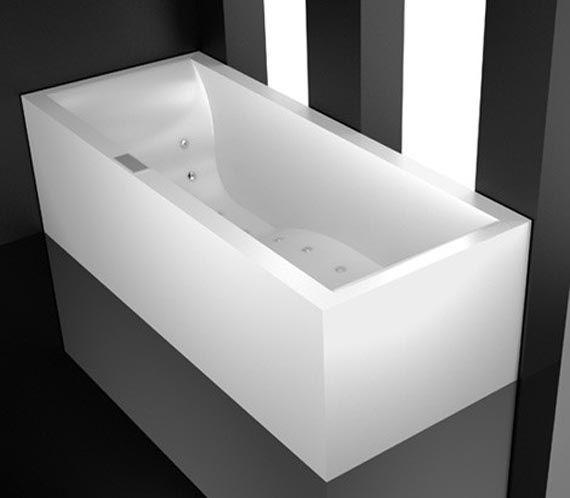 modern rectangle 57 bath tubs | Modern Rectangular ...