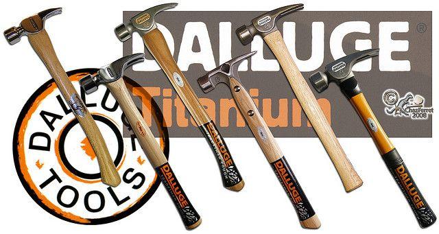 dalluge framing hammer set by chazferret via flickr