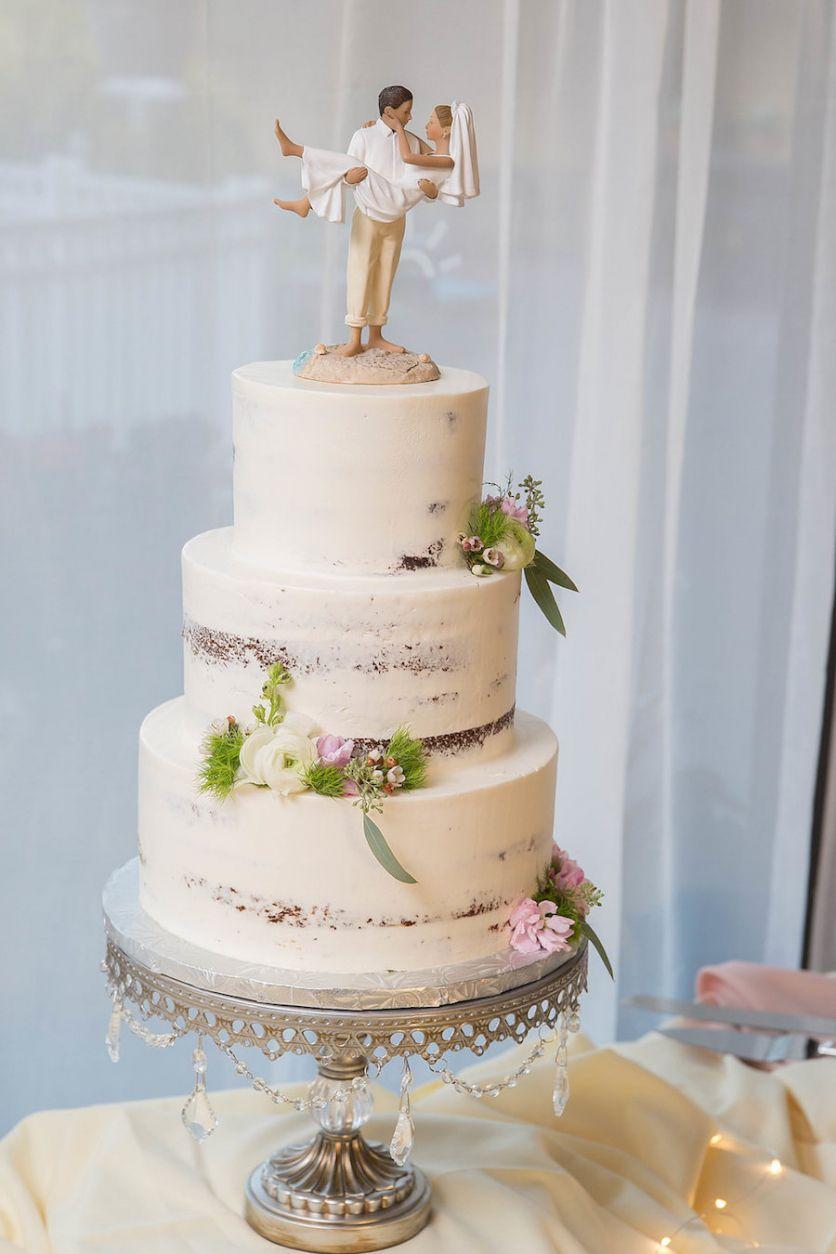 Romantic, Pastel Treasure Island Beach Wedding | Rustic wedding ...