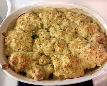 Chicken and Dumpling Casserole recipe snapshot
