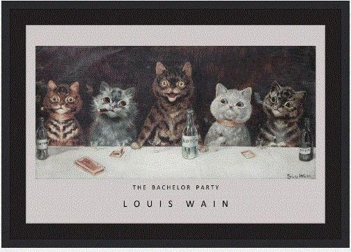 5bccc20e8f4 Cats In Art