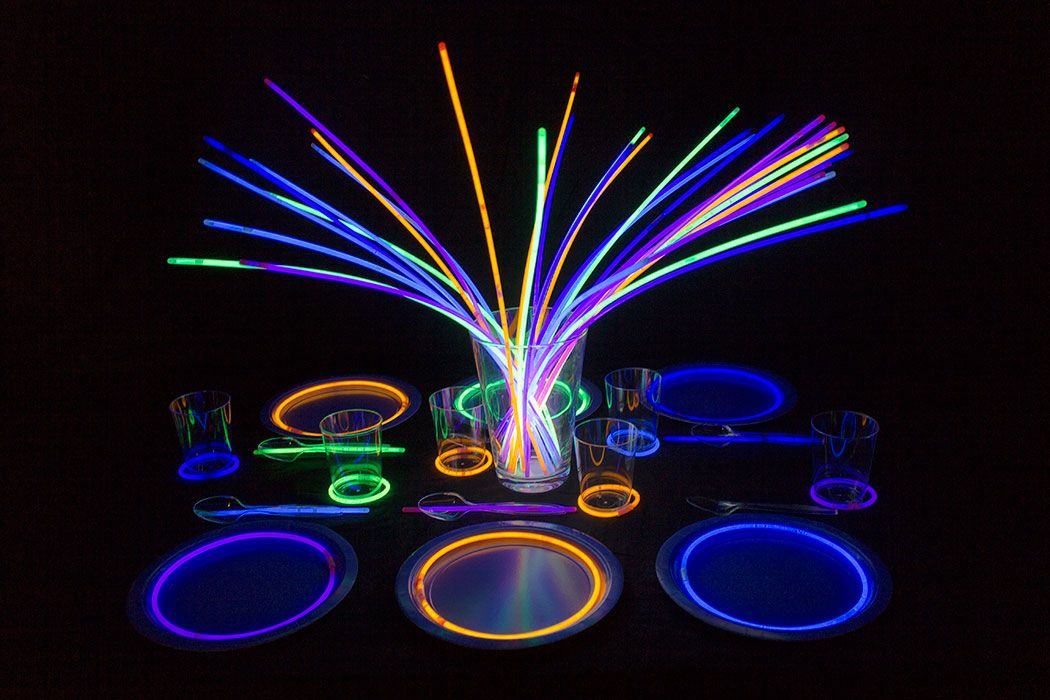 Glow Stick Party Ideas - UV Party | Party Delights Blog