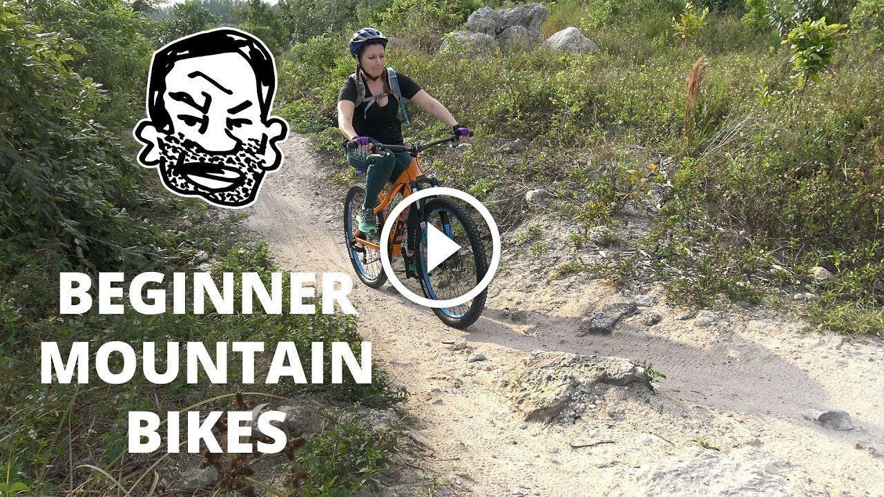 Watch  How To Choose a Beginner Mountain Bike  7ba0414c4