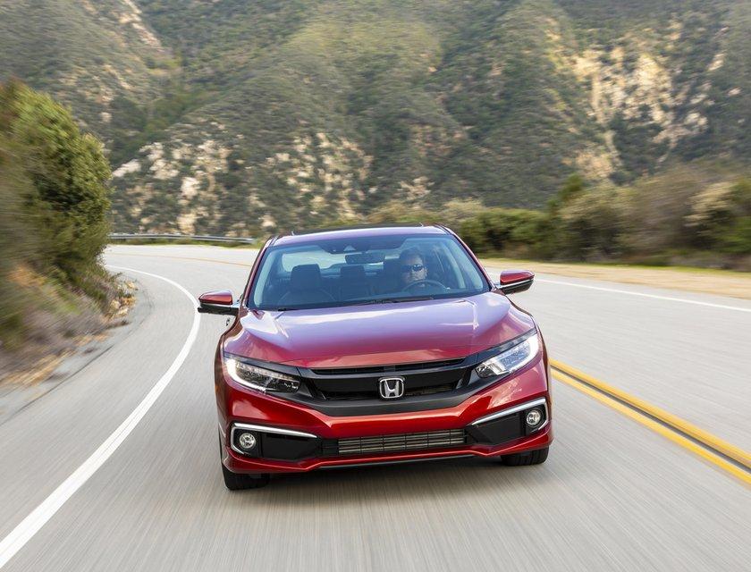 Honda Civic 2020 Precios y versiones en México 05/2020
