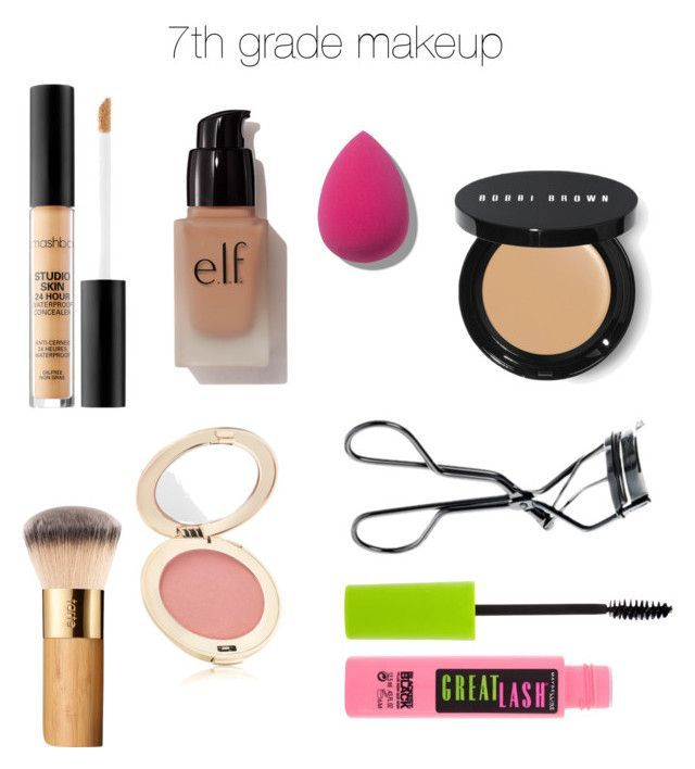 7th Grade Makeup by camryn629 on Polyvore featuring polyvore beauty Bobbi Brown Cosmetics Maybelline e.l.f. Jane Iredale Smashbox MAC Cosmetics #style #shopping #styles #outfit #pretty #girl #girls #beauty #beautiful #me #cute #stylish #photooftheday #swag #dress #shoes #diy #design #fashion #Makeup