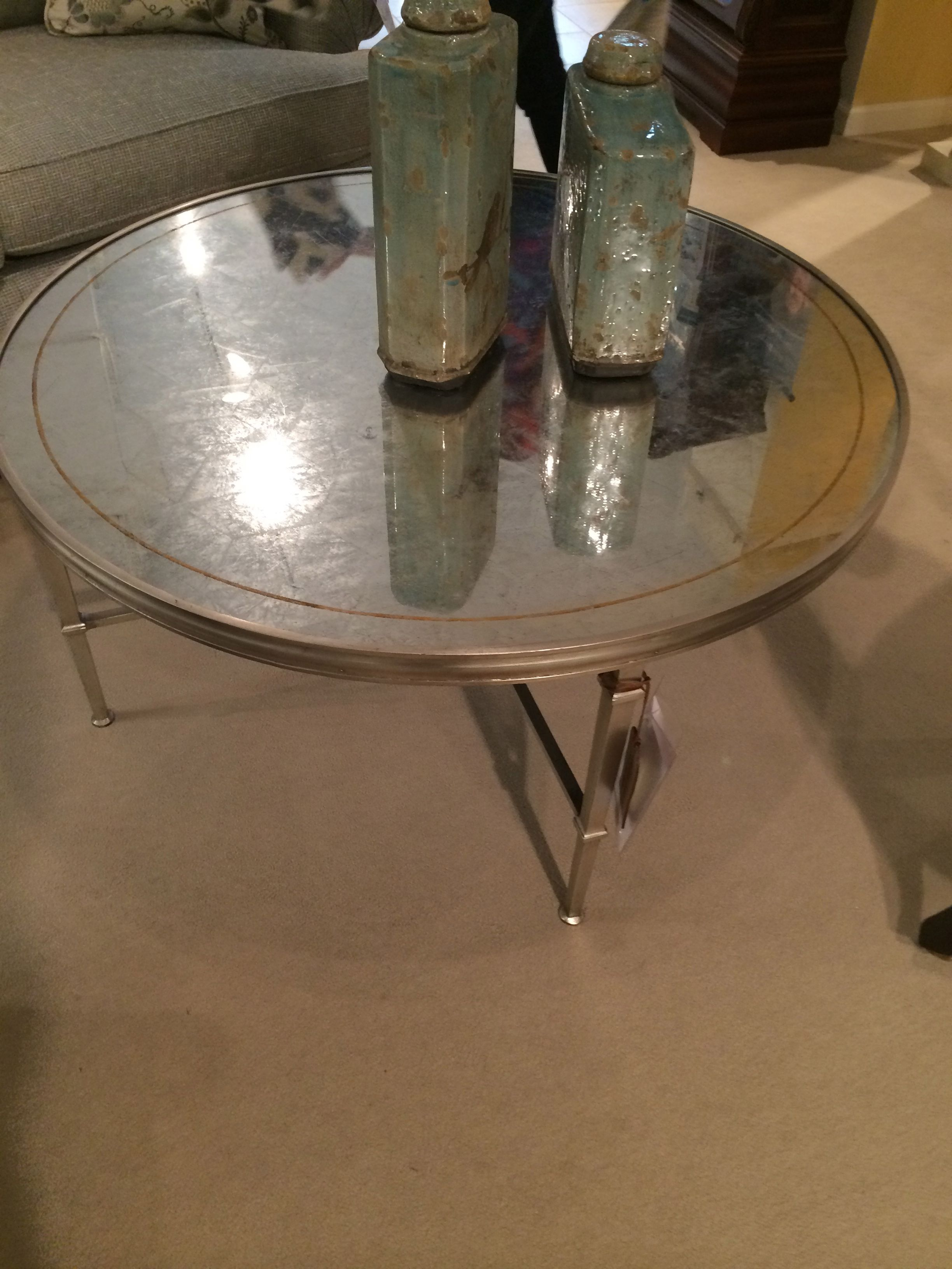 Lillian August Coffee Table HFM Furniture