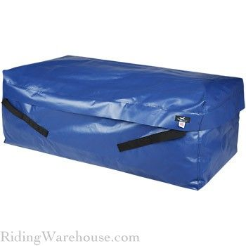 World Class Equine Waterproof Full Hay Bale Bag Cover