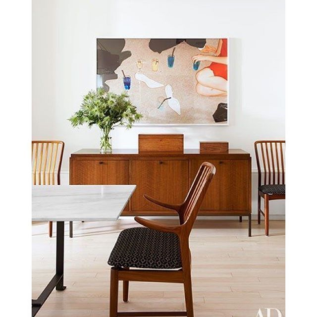Our Bauhaus Console featured by Architectural Digest