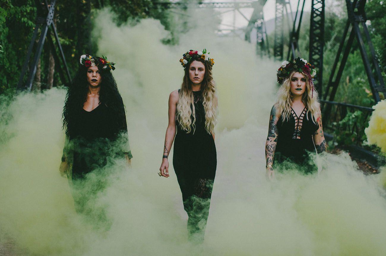 Spooky Autumn Equinox Bridal Shower Halloween