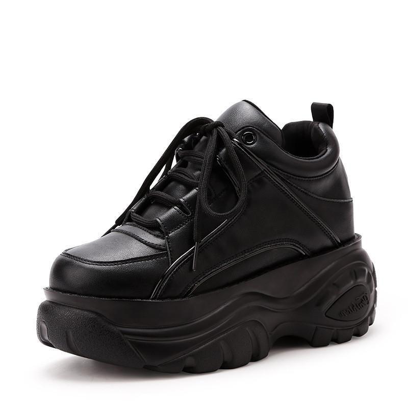 Mega 90s Platform Sneakers (2 Colors