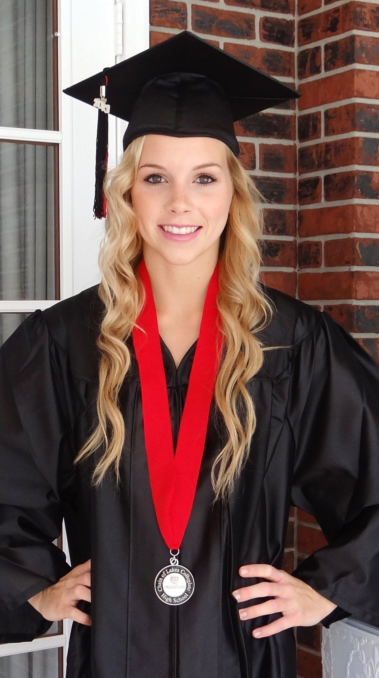 Cap and Gown Hairstyles   Dress images