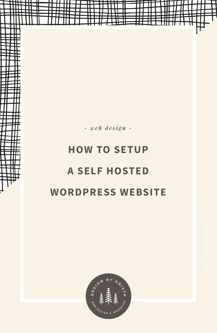 Today I\'m going to show you how to setup a self-hosted WordPress ...