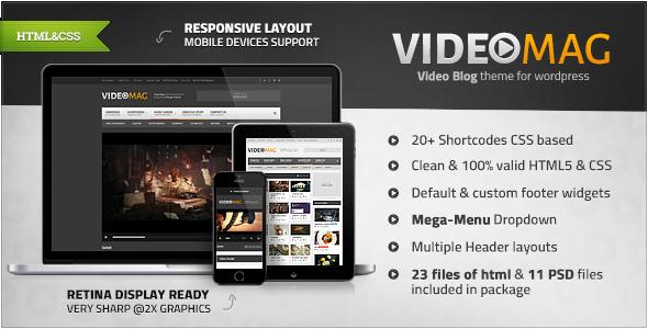WordPress Themes & Website Templates | Archive | Entertainment ...