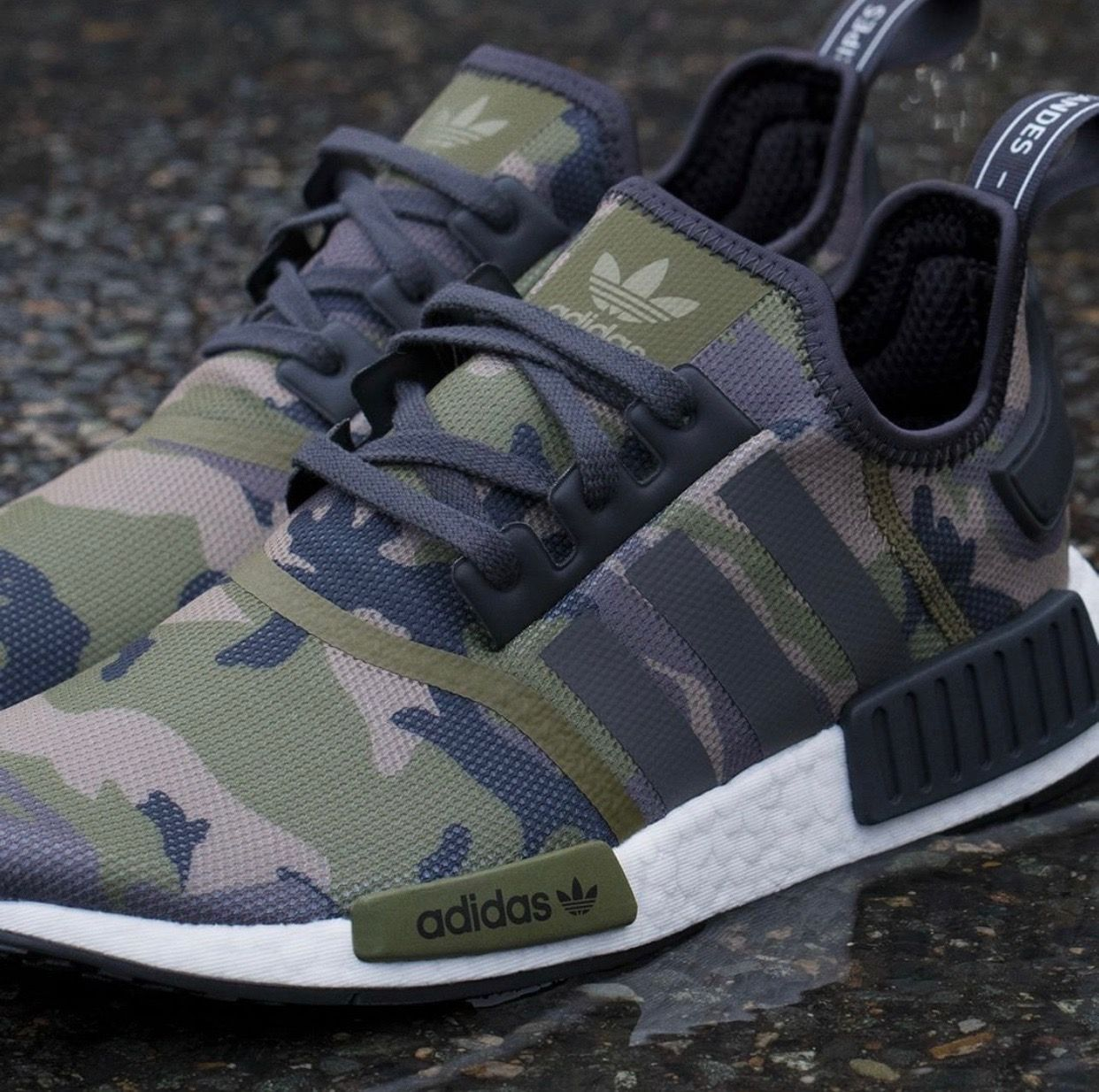 buque de vapor Poner la mesa sexo  Adidas NMD | 2018 | camo | Adidas shoes women, Camo shoes, Sneakers fashion