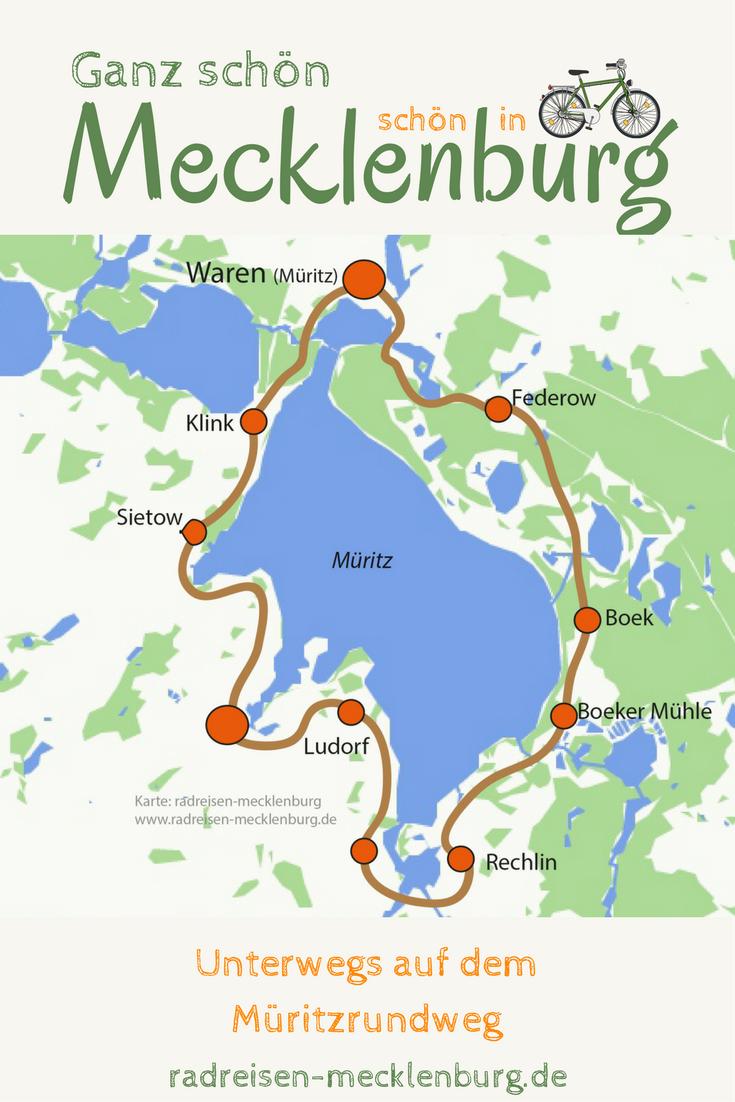 Wasserwandern Mecklenburgische Seenplatte Karte.Die Mecklenburgische Seenplatte Liegt Im Herzen