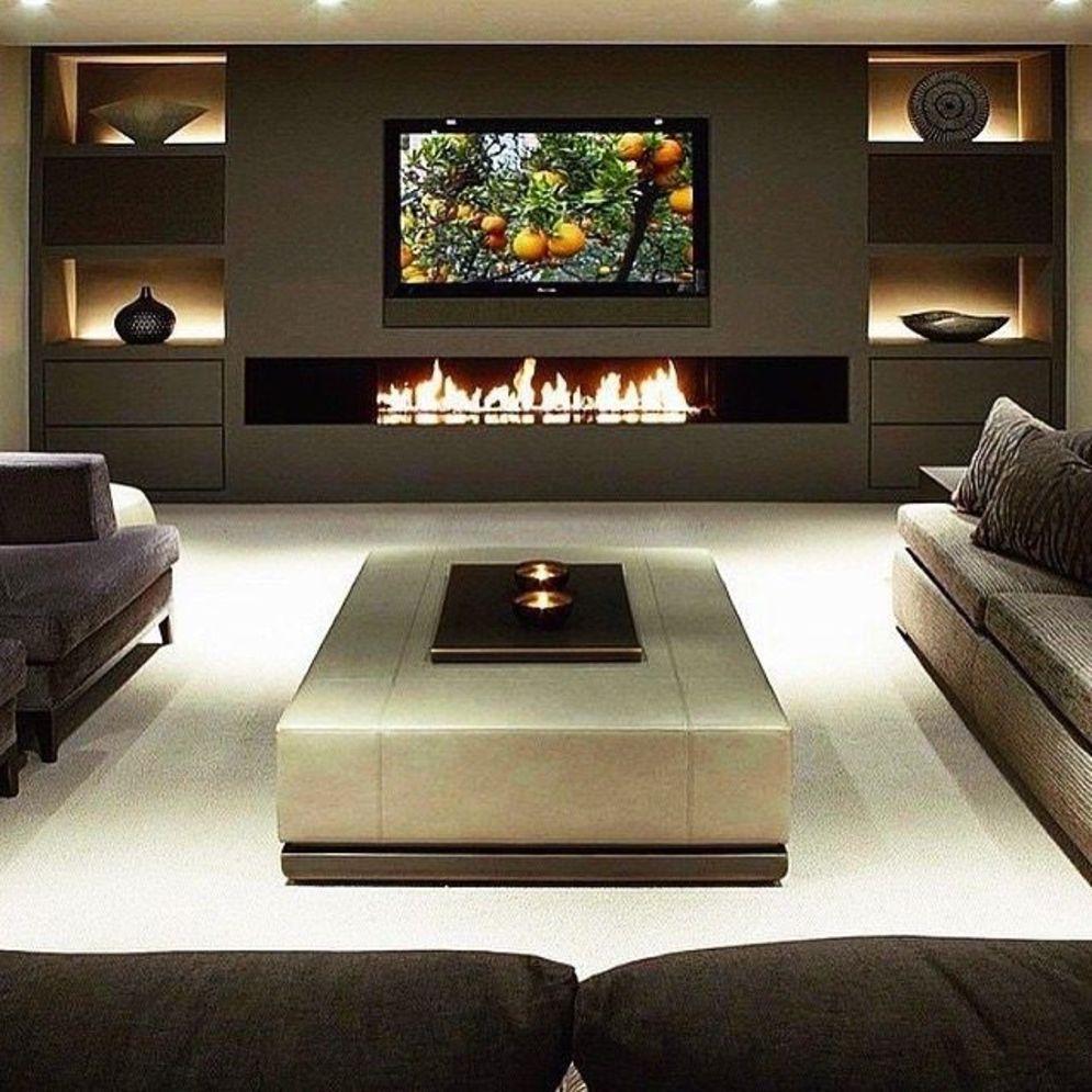 Best Fireplace TV Wall Ideas
