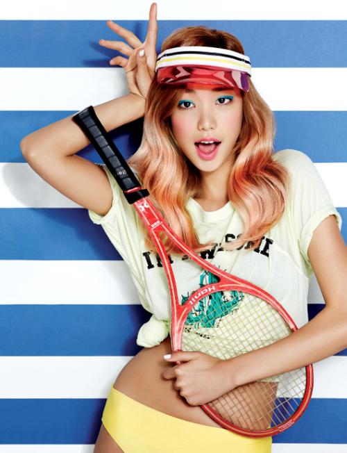 Lee Hojeong by Kim Hanjun for Cosmopolitan Korea June 2014