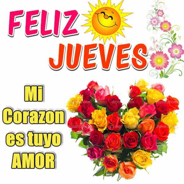 Fotos De Corazon De Rosas Musicadelrecuerdo Org Feliz