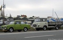 Trabant 601 & Barkas (XBXG) Tags: auto old classic car vintage germany deuts…