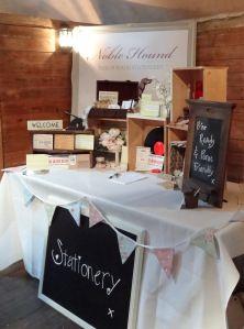 Exhibition Stands Oxfordshire : Wedding fair at lains barn chalkboard wedding fair wedding expo