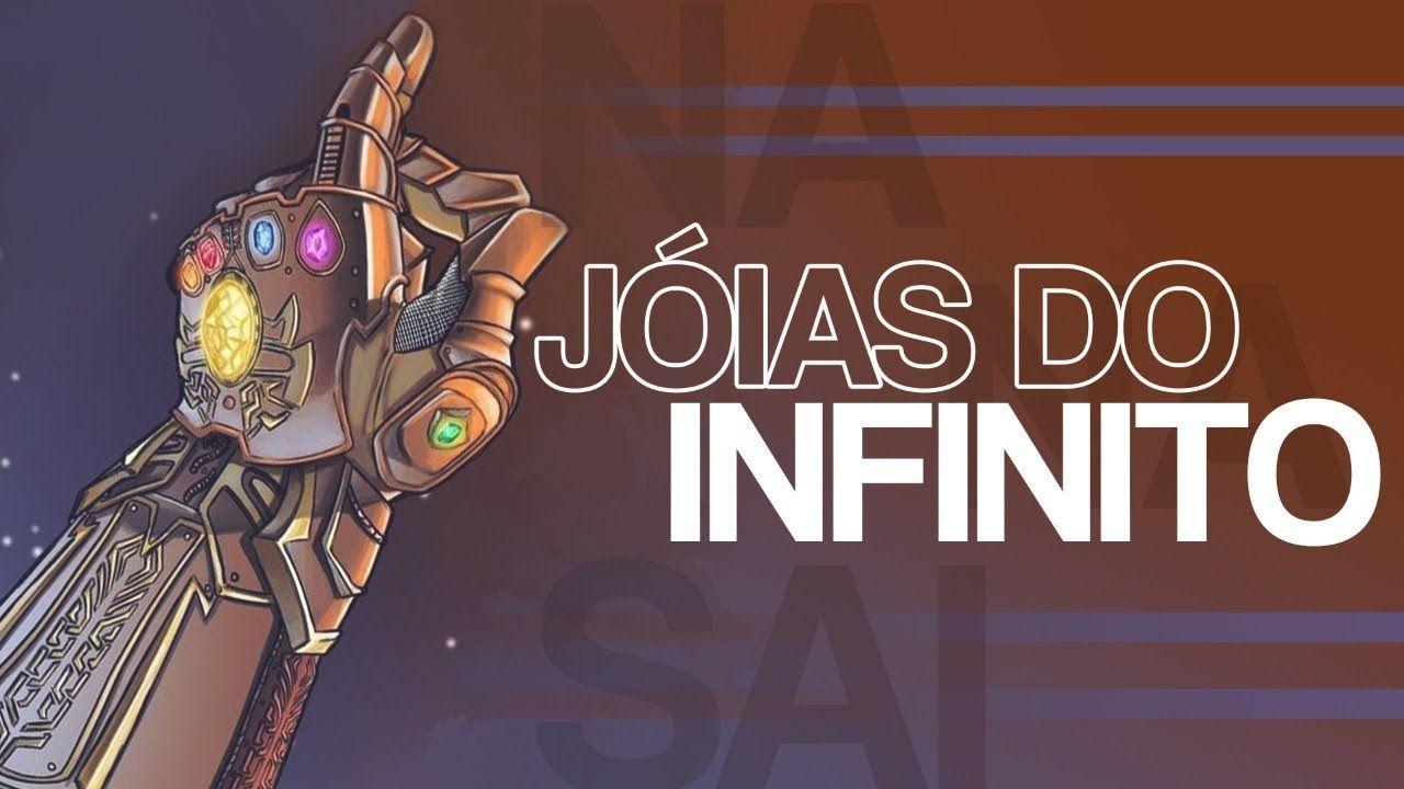 Nanasai Joias Do Infinito Prod Lee Joias Do Infinito
