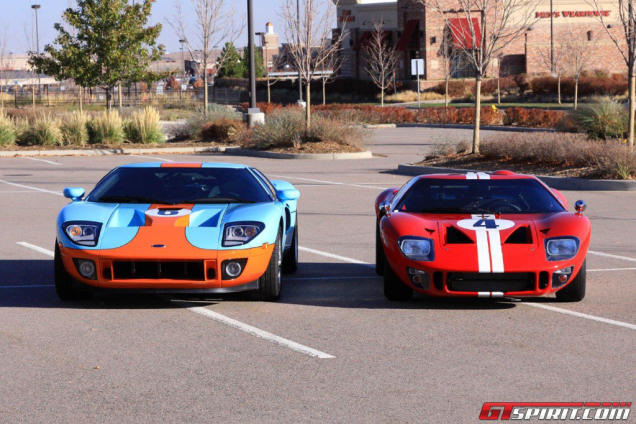 G Night Oppo Ford Gt40 Ford Gt Gt40