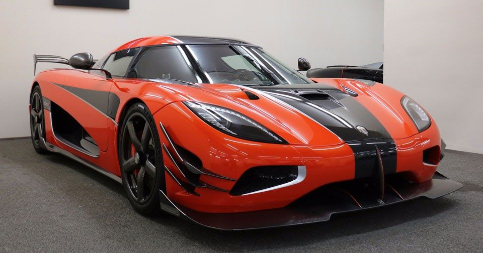 Koenigsegg Agera Final One Of 1 Listed For Sale At Munich Dealer