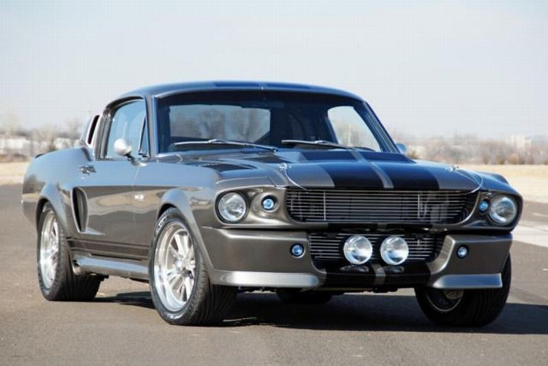 """eleanor"""" edition '67 mustang gt 500 - based on the hero car from"""