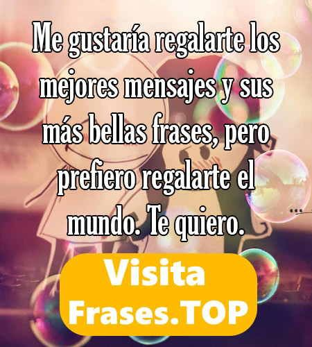 Mensajes Y Frases De Amor Bonitas Y Cortas Para Mi