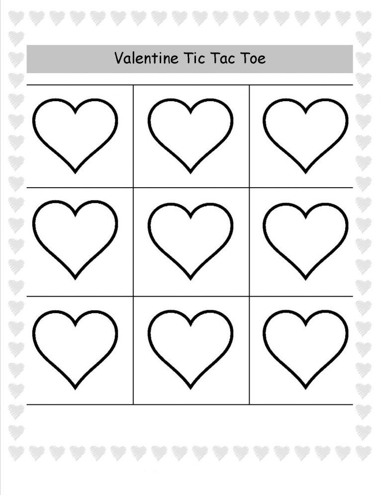 Valentines Worksheets Best Coloring Pages For Kids Valentine Worksheets Holiday Worksheets Valentine Math Worksheet Valentine worksheet for kindergarten