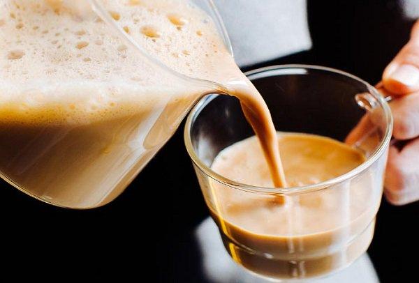 شاي كرك بالهيل والزعفران   Recipe   Chai recipe, Spice tea, Food and drink