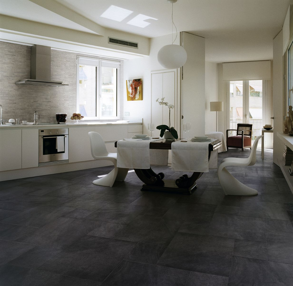 Floor collection CHIC by Margres