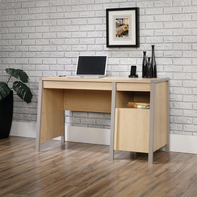 Sauder Select Urban Ash Desk 418298 Office Desk Desk