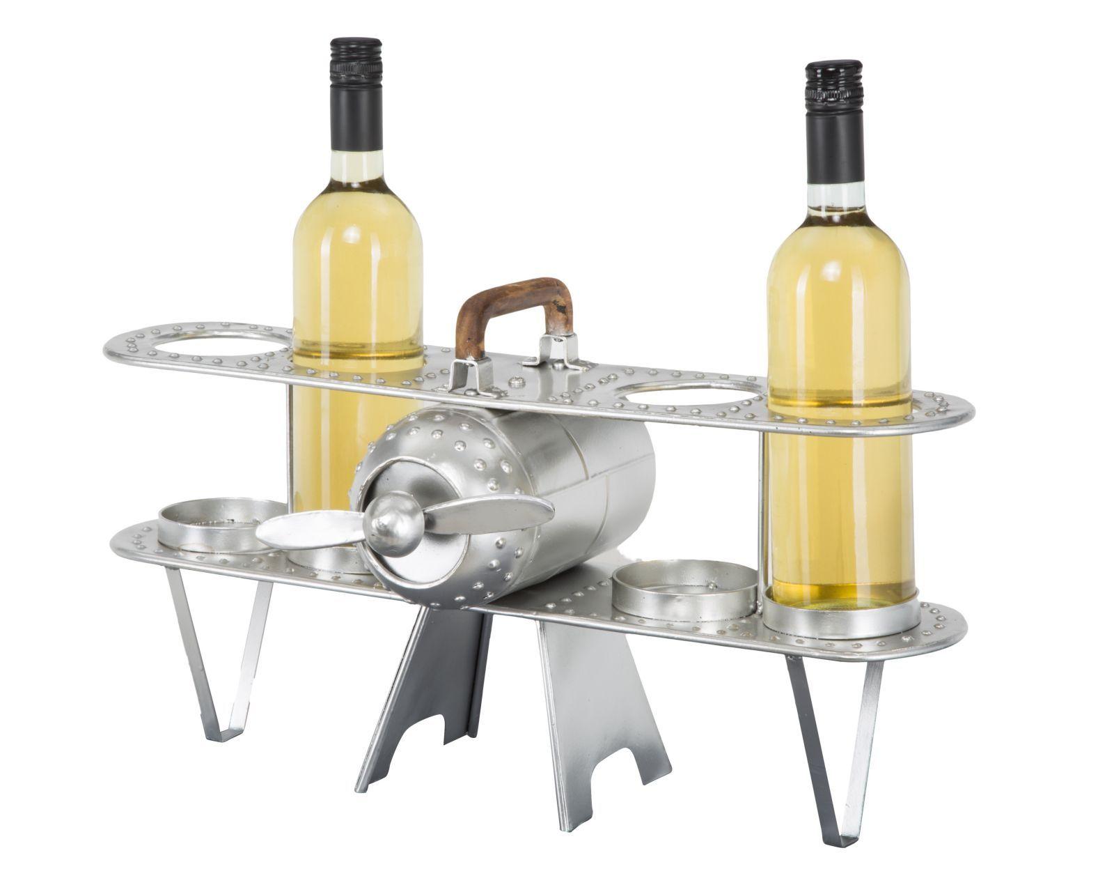 #MauroFerrettiSrl 0902250000 P/BOTTIGLIE MULTIPLO AVIATOR CM 52,1X21,5X28.5 #mauroferrettisrl #home #homedecor #decor #casa #arredo #arredamento #portabottiglie #aereo #aviator #plane #bottleholder #wine #industrial #iron #metal #newitem #newlook #italiansdoitbetter