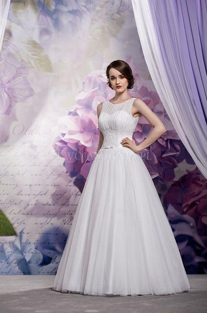 La Lucienne Regina Blanco Wedding Dresses Dresses Sleeveless Wedding Dress