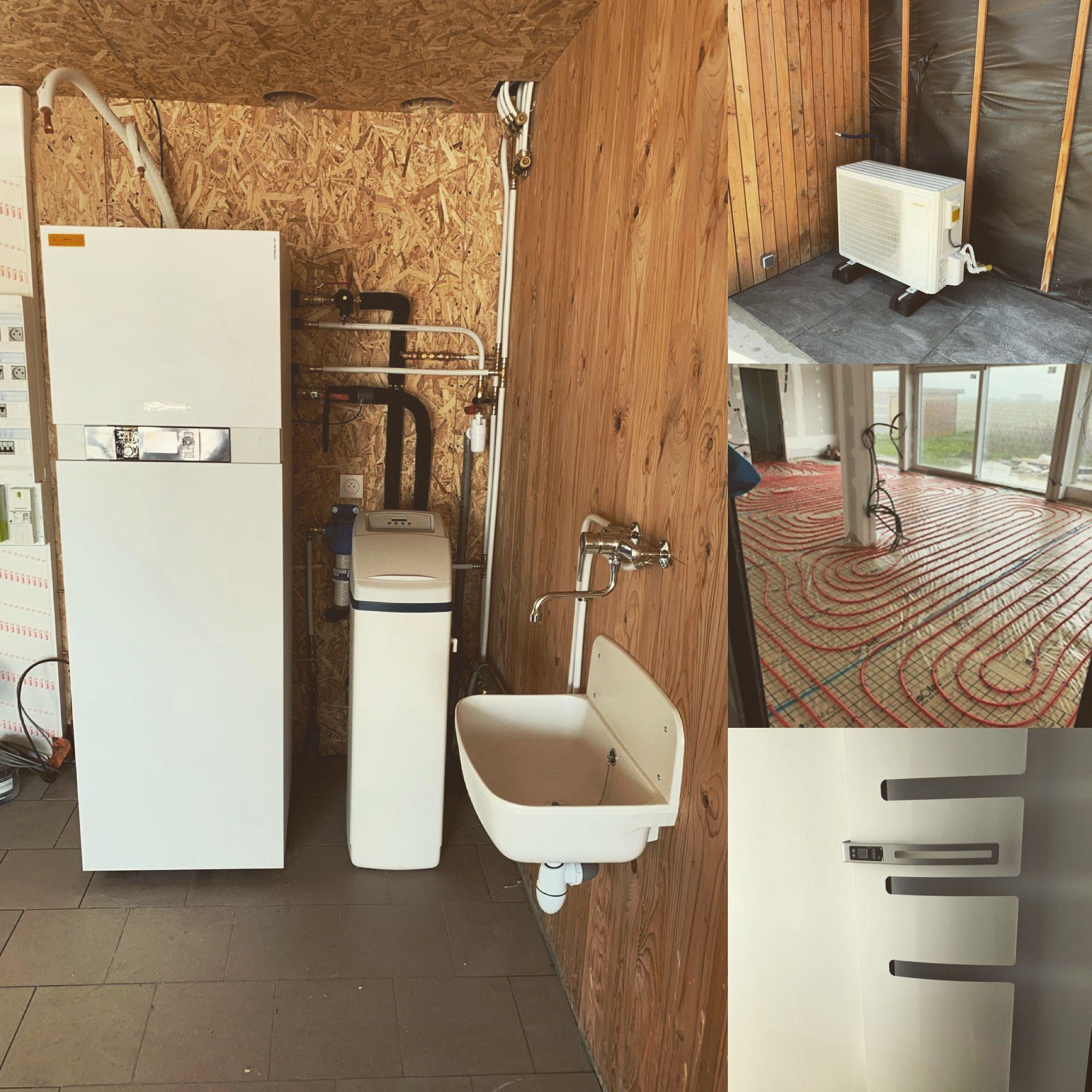 Epingle Sur Nouvelles Installations Daol Energies