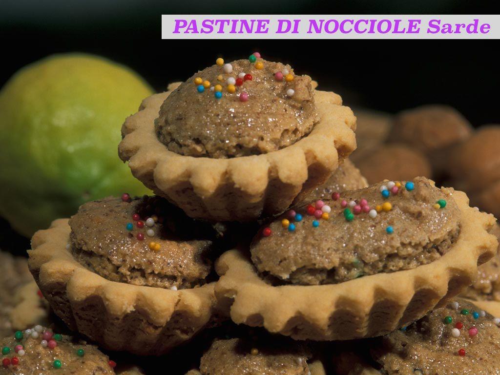 PASTINE DI NOCCIOLE Sarde ≋ Uno fra i tanti dolci ...
