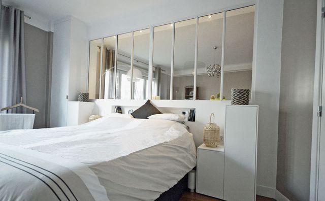 16++ Petite chambre avec verriere ideas in 2021