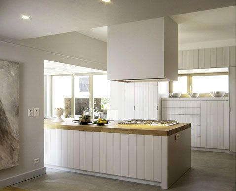 D co cuisine zen 10 id es couleurs pour une cuisine sympa cuisine peinture peinture - Couleur cuisine salon air ouverte ...